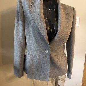 Anne Klein Jackets & Coats - Anne Klein Size 4 grey blazer